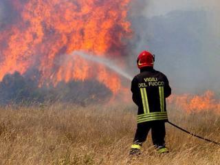 Incendio in campo, VGF