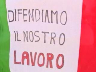 Manifestazione Nesltlè MEF