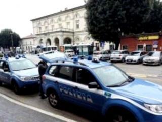 Polizia Peruga stazione