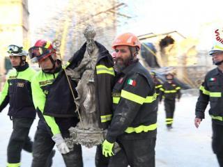 Statua san Benedetto VGF
