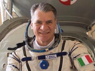 AStronauta Paolo Nespoli