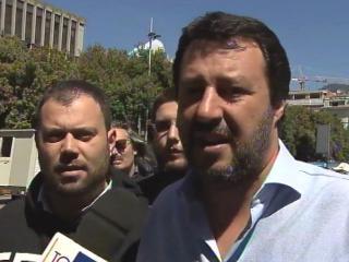 Salvini a Terni