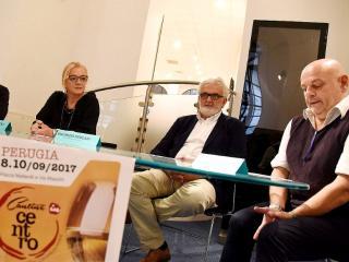 Massimo Tesorini con M. PEscari