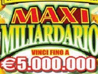 Vinti 5 milioni di euro al Gratta e Vinci