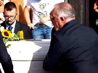 Sofia Perelli, Funerali.jpg