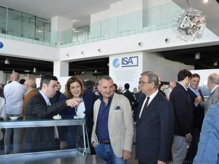 Carlo Giulietti, Catiuscia Marini, Fabio Paparelli, Ernesto Cesaretti