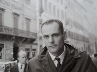 Italo Vinti a Perugia negli anni '60