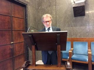 Il prof. Ivano Dionigi
