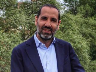 Il sindaco di Terni Leonardo Latini