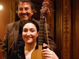 Lincoln Almada e Evangelina Mascardi