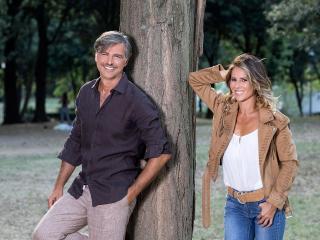 Beppe Convertini e Ingrid Muccitelli