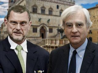 Luciano Caracciolo e Antonio Maria Rinaldi