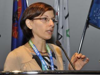 La dott.ssa Maria Pennuto