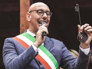 Il sindaco Massimiliano Presciutti