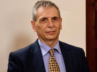 Massimo De Fino, commissario Usl Umbria 2
