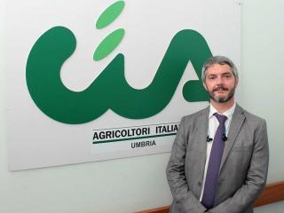 Matteo Bartolini, presidente Cia Umbria