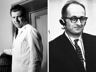 Josef Mengele e Adolf Eichmann