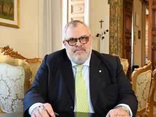 L'assessore Michele Fioroni