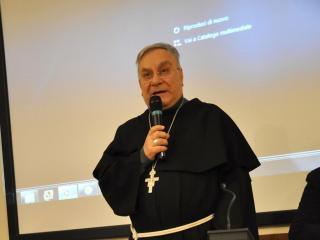 Monsignor Giuseppe Piemontese