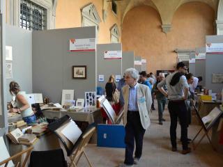 Foto pagina Facebook Mostra mercato nazionale del libro antico & della stampa antica