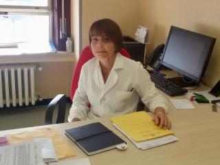 La dr.ssa Maria Assunta Massetti
