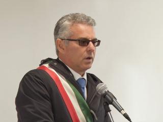 Il sindaco di Norcia Nicola Alemanno