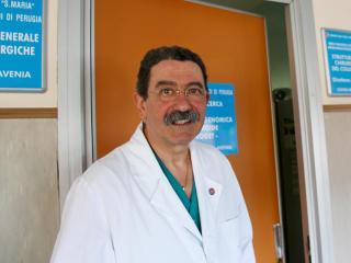 Il prof. Nicola Avenia
