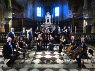 L'Orchestra da Camera di Perugia (Ph Adriano Scognamillo)