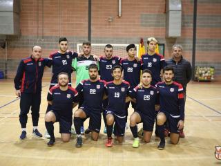 La squadra maschile di Calcio a 5