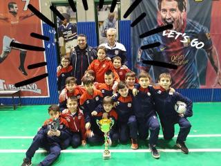 """I ragazzi dell'Orvieto Fc vincitori nella categoria dei """"2009"""""""