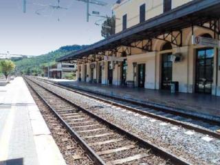 La stazione di Orvieto
