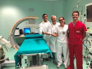 L'equipe del dr. Angelo Lemmi