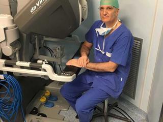 Il dr Amilcare Parisi