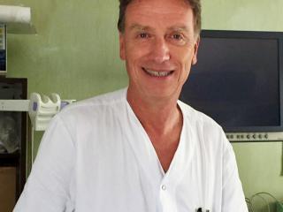 Il prof. Mark Ragusa