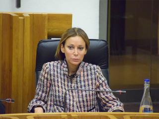 L'assessore Paola Agabiti