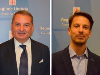 Fabio Paparelli e Tommaso Bori