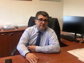 Pasquale Chiarelli, commissario Azienda Ospedaliera di Terni