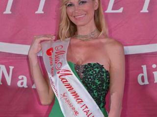 Patrizia Lovato, Miss mamma italiana 2016