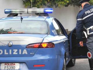 polizia salva vita a motociclista_Orvieto