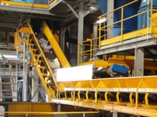 impianto Gesenu di Ponte Rio