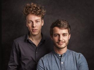 Reinier Baas e Ben Van Gelder