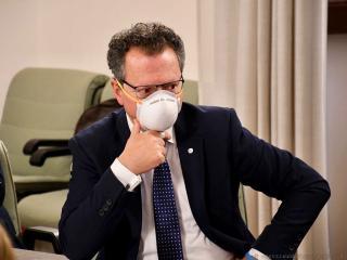 L'assessore Roberto Morroni