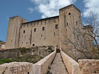 Spoleto, Rocca Albornoz