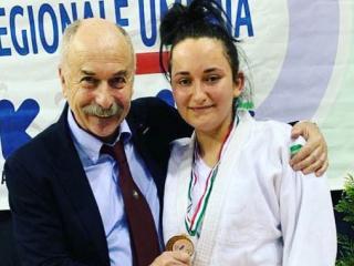 Roberto Sabatini e Giulia Lara Capponi