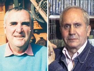 Sandro Boccini e Alfredo De Poi