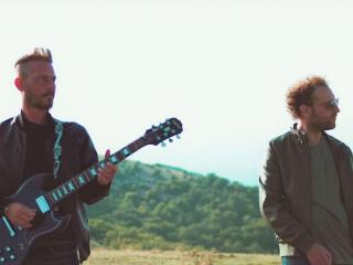 I SaPao, Giordano Paoli (chitarra) e Simone Salerni (voce)