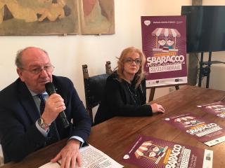 Sergio Mercuri e Cristiana Casaioli