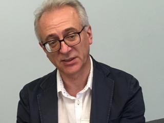 Il dr. Sergio Bracarda