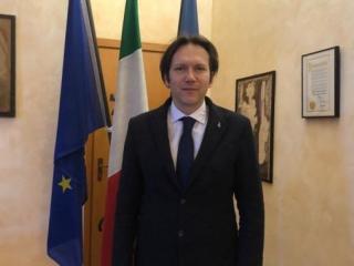 L'assessore alle Politiche scolastiche Simone Pettirossi
