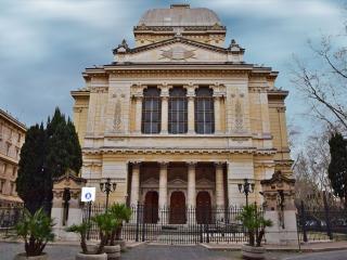 Il Tempio Maggiore, la principale Sinagoga di Roma